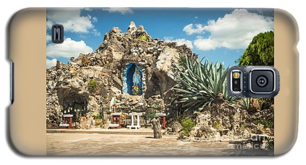 Our Lady Of Lourdes Grotto Galaxy S5 Case