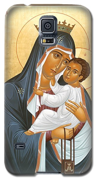 Our Lady Of Mount Carmel - Rlolc Galaxy S5 Case