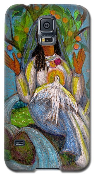 Our Lady Of The Forest Galaxy S5 Case