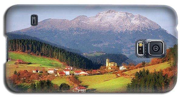 Our Little Switzerland Galaxy S5 Case