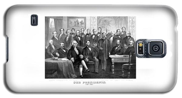 Our Presidents 1789-1881 Galaxy S5 Case
