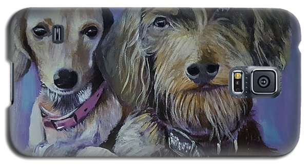 Our Pups Galaxy S5 Case