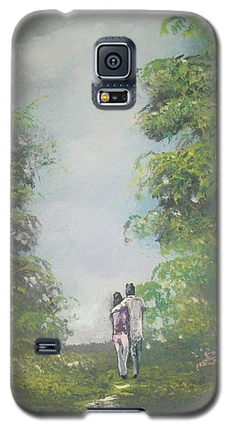 Our Time Together Galaxy S5 Case by Raymond Doward