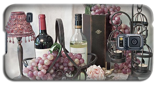 Galaxy S5 Case featuring the photograph Our Wine Cellar by Sherry Hallemeier