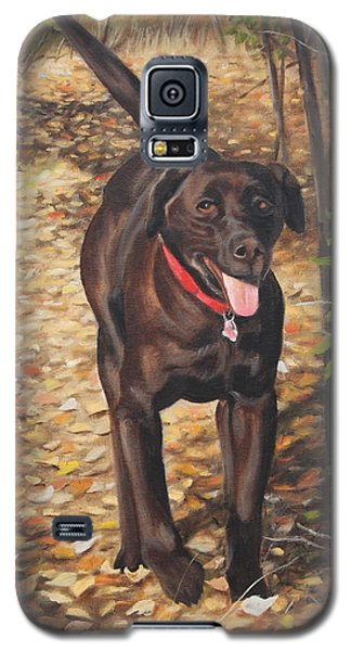 Out For A Walk #1 Galaxy S5 Case