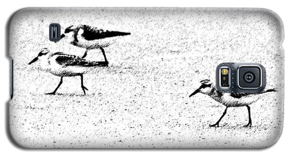 Galaxy S5 Case featuring the photograph Out For A Walk by Ken Frischkorn