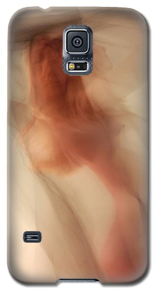 Galaxy S5 Case featuring the photograph Out From The Mist by Joe Kozlowski