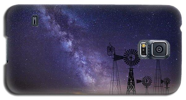 Our Milky Way  Galaxy S5 Case