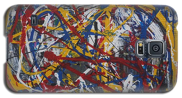 Out Of Control Galaxy S5 Case