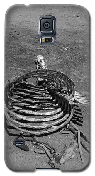 Galaxy S5 Case featuring the photograph Out Of Control by Marie Neder