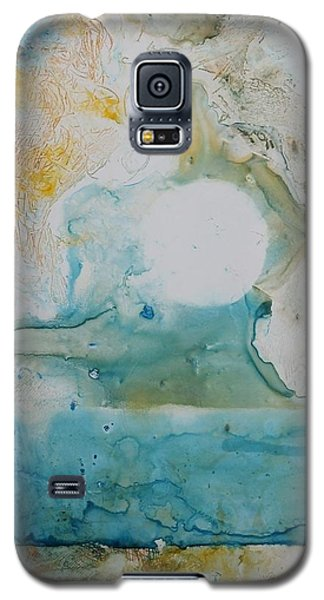 Out Of Nothing Galaxy S5 Case by Elizabeth Carr