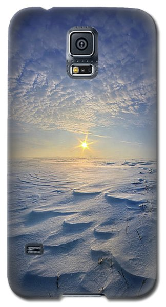 Galaxy S5 Case featuring the photograph Out Of The East by Phil Koch