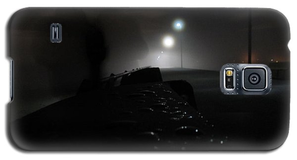 Galaxy S5 Case featuring the photograph Out Of The Mist by Digital Art Cafe