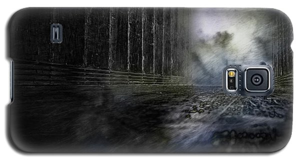 Galaxy S5 Case featuring the photograph Out Of The Storm by Gray  Artus