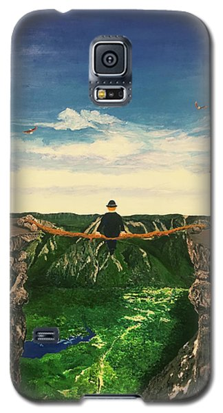 Out On A Limb Galaxy S5 Case