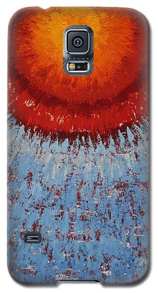 Outburst Original Painting Galaxy S5 Case