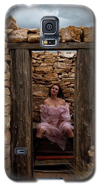 Outdoor Outhouse Galaxy S5 Case