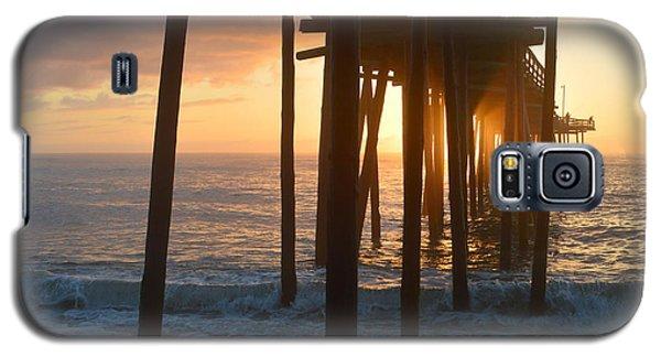 Outer Banks Pier 7/6/18 Galaxy S5 Case