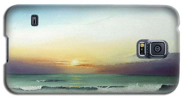 East Coast Sunrise Galaxy S5 Case by Albert Puskaric