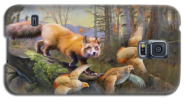 Outfoxed Galaxy S5 Case