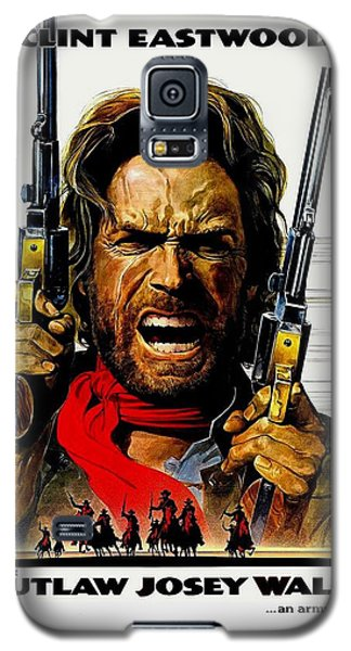 Outlaw Josey Wales The Galaxy S5 Case