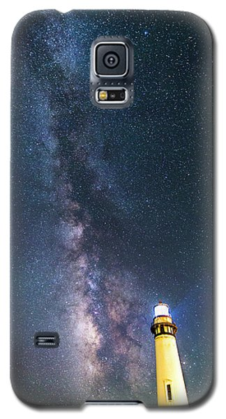 Galaxy S5 Case featuring the photograph Outshining The Day by Alex Lapidus