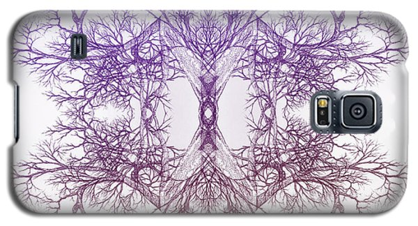 Outward Tree 9 Hybrid 4 Galaxy S5 Case