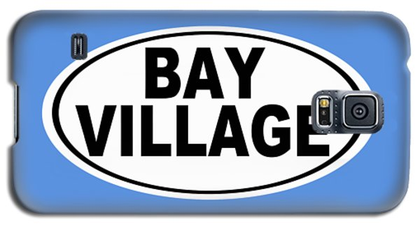 Galaxy S5 Case featuring the photograph Oval Bay Village Ohio Home Pride by Keith Webber Jr