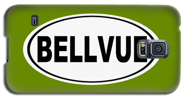 Galaxy S5 Case featuring the photograph Oval Bellvue Colorado Home Pride by Keith Webber Jr