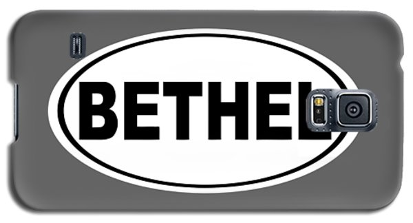 Galaxy S5 Case featuring the photograph Oval Bethel Connecticut Home Prid by Keith Webber Jr