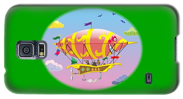 Dreamship II Galaxy S5 Case by J L Meadows