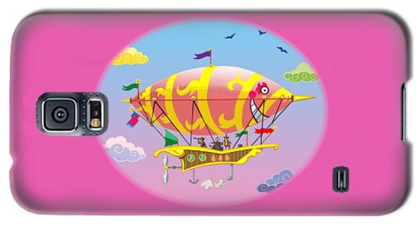 Dreamship II Galaxy S5 Case