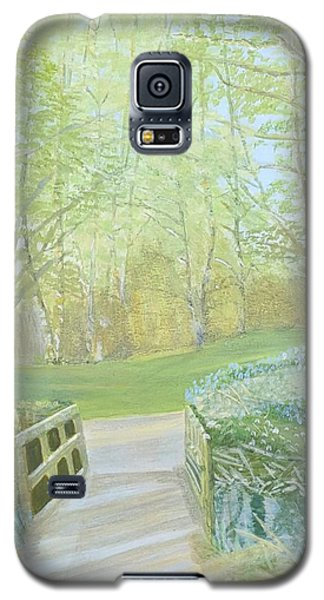 Over The Bridge Galaxy S5 Case by Joanne Perkins