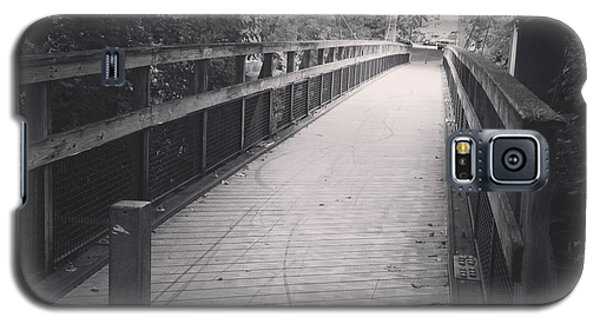 Over The Bridge Galaxy S5 Case
