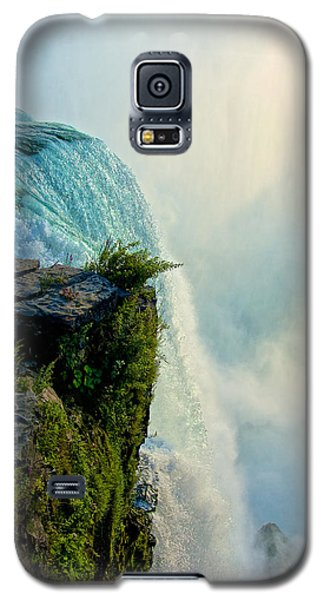Over The Falls II Galaxy S5 Case