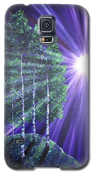 Over The Hill Galaxy S5 Case