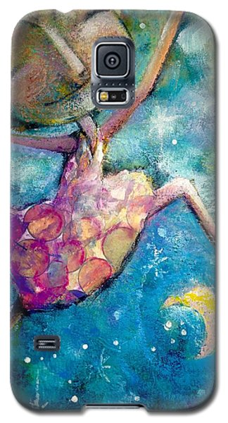 Over The Moon Galaxy S5 Case