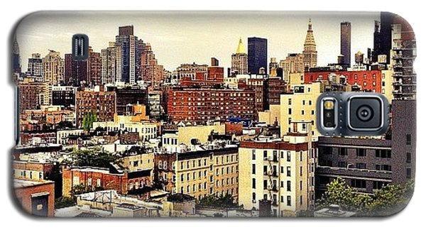 Over The Rooftops Of New York City Galaxy S5 Case by Vivienne Gucwa