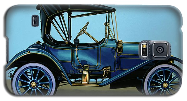 Overland 1911 Painting Galaxy S5 Case by Paul Meijering