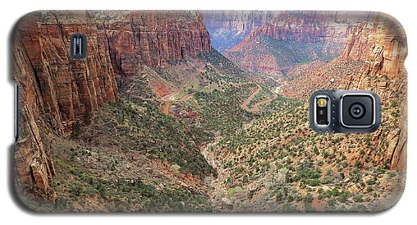 Overlook Canyon Galaxy S5 Case