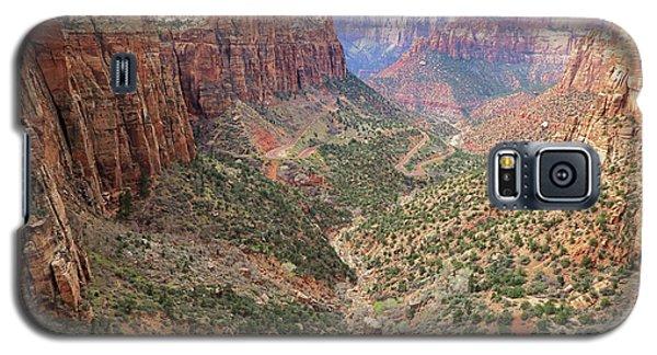 Overlook Canyon Galaxy S5 Case