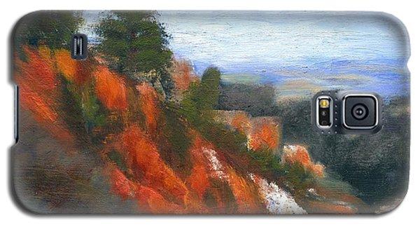 Overlook Galaxy S5 Case by Gail Kirtz