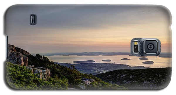 Overlooking Bar Harbor Galaxy S5 Case by Gary Smith