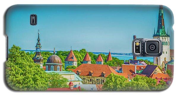 Overlooking Tallinn Galaxy S5 Case