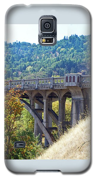 Overpass Underpinnings Galaxy S5 Case by Adria Trail
