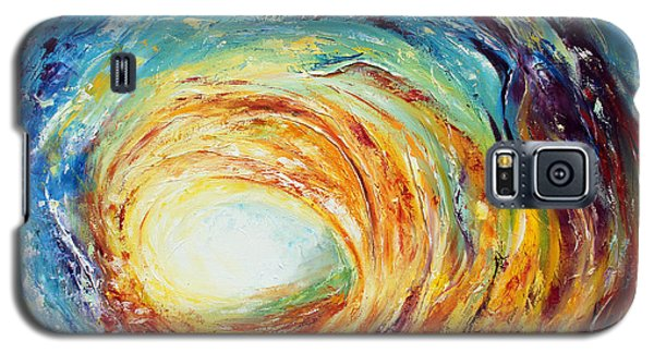 Overwhelmed Galaxy S5 Case