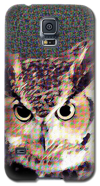 Owl By Patricia Griffin Galaxy S5 Case