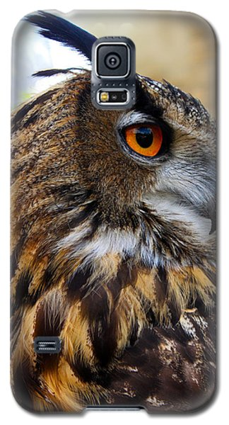 Owl-cry Galaxy S5 Case