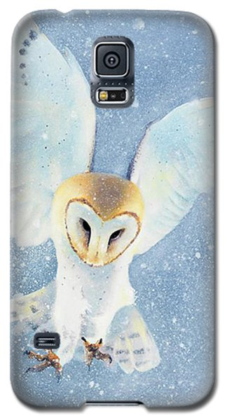 Owl Detail Galaxy S5 Case