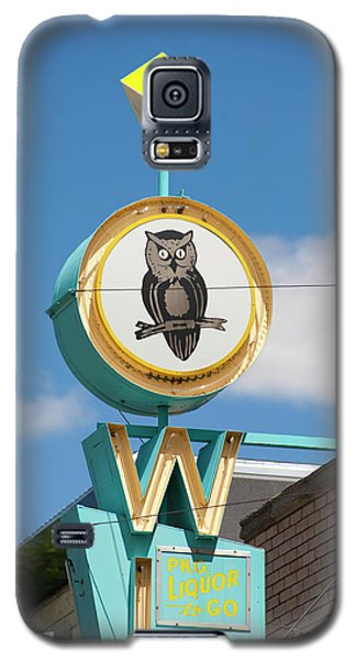 Galaxy S5 Case featuring the photograph Owl by Matthew Bamberg